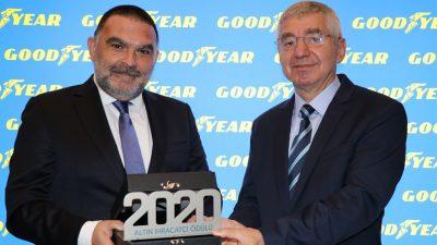 Goodyear'a Altın İhracat ödülü