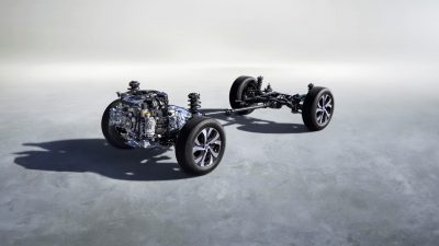 Subaru'nun sürekli dört çeker (AWD) üretimi 20 milyon adede ulaştı