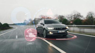Fiat Yol Arkadaşım Connect, kullanıcılarını kalp atışı ile uyaracak