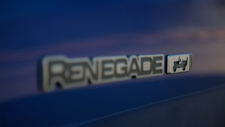 80'inci yıla özel Jeep Renegade karşınızda