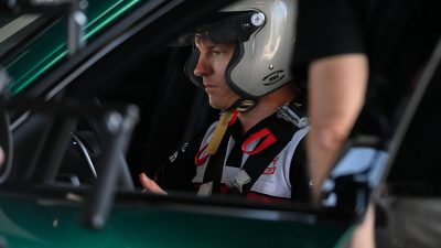Alfa Romeo Giulia GTA'nın son testleri Räikkönen'den