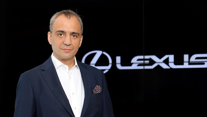 Lexus'un yeni operasyonlar direktörü Murat Ertuğrul oldu