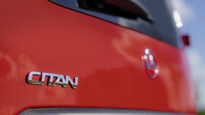 Yeni Mercedes-Benz Citan tanıtılıyor