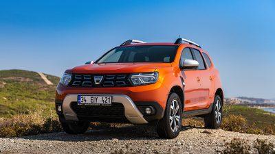 Yeni Dacia Duster karşınızda
