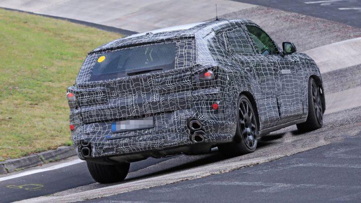 BMW X7 modelini  Güney Carolina'da üretecek
