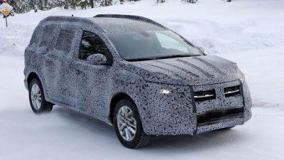 Dacia Jogger geliyor