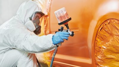 DYO oto tamir boyaları araçların ilk günkü renk kalitesine ulaşmasını sağlıyor