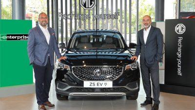 Enterprise Türkiye ile MG Türkiye'den dev iş birliği