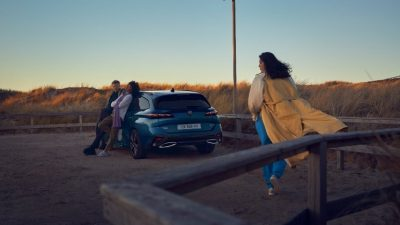 Peugeot 308 SW karşınızda