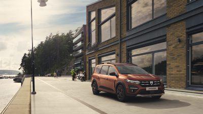 Yeni Dacia Jogger karşınızda