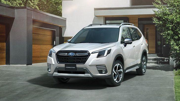 Subaru yeni modelleriyle Autoshow Mobility 2021'de yer aldı