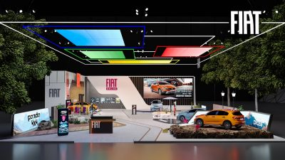 Fiat, Autoshow Mobilite Fuarı'ndaki yerini aldı