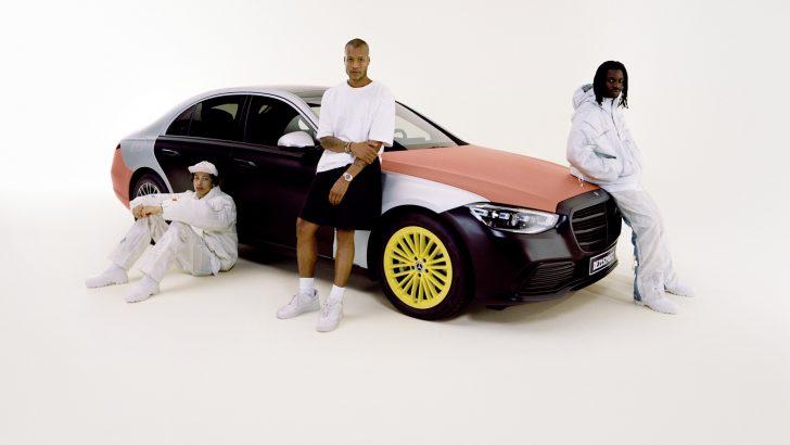 Mercedes-Benz ve Heron Preston'tan hava yastığı konseptli tasarım koleksiyonu