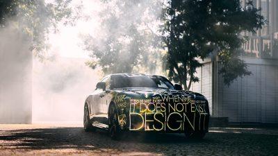 Rolls-Royce'dan tamamen elektrikli otomobil