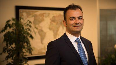 Vdf Grubuna yeni CEO ataması