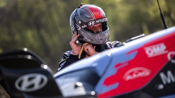 Hyundai Motorsport 2022 FIA WRC pilotlarını açıkladı