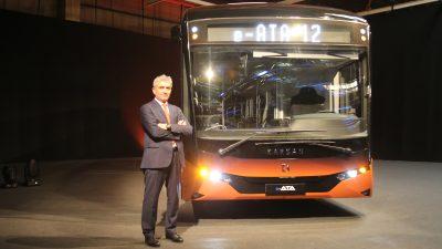 Karsan'dan yeni %100 elektrikli model ailesi e-ATA!