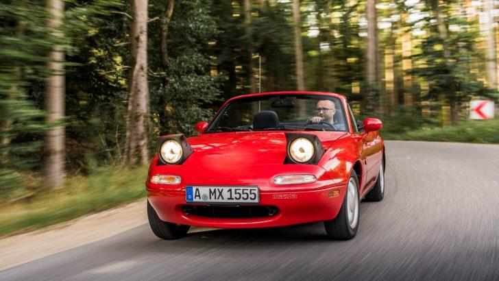 Doksanların Mazda modelleri kült klasiklere dönüştü!